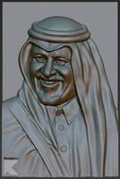 fahad bin sultan cnc 3d obj