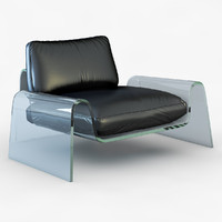 max spider lounge chair