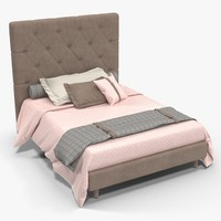 3d halley bed 1