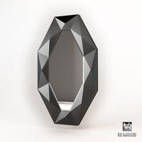 max mazarin ovale mirror christopher
