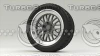 Wheel ccw lm20