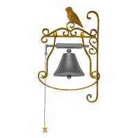 3d doorbell bell