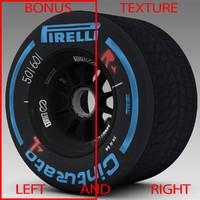 c4d pirelli tyre