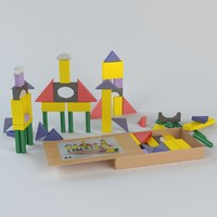 Kids building block