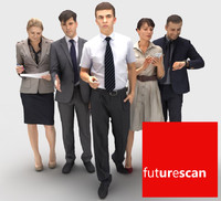 3ds max futurescan people