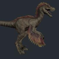 3ds max dinosaur dino