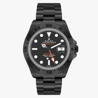 rolex explorer ii prohunter 3d model