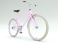 3dsmax bicycle cycle