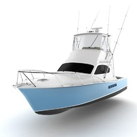 Ocean 37` Billfish