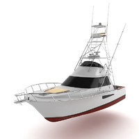 3ds max 52 sport fishing