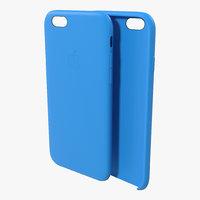 iphone 6 silicone case 3d max