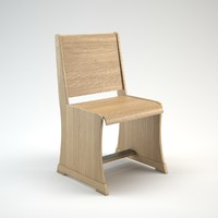maya pew chair