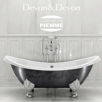 bathroom devon piemme 3d model