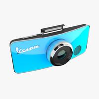 Vespa Cam 2nd Edition