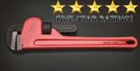 3d pipe wrench model