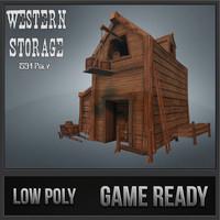 western storage obj