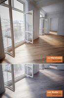 3d max materials flooring wood