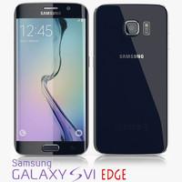 3d amung galaxy 6 edge