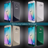 Samsung Galaxy S6 Edge All Colors