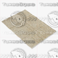 3d model sartory rugs nc-164