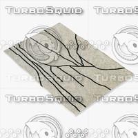 3ds max sartory rugs nc-172