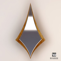 3d christopher guy volante mirror