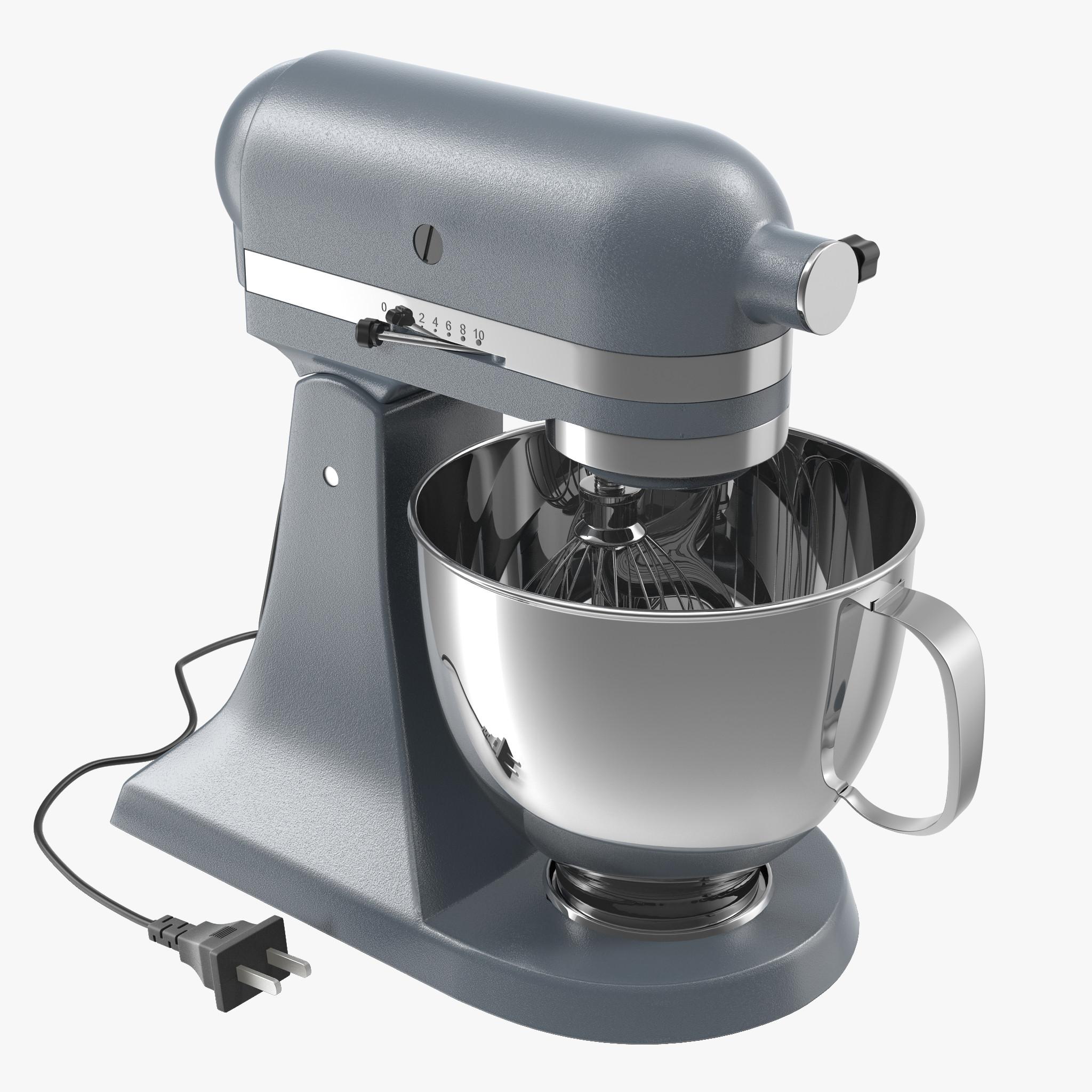 Stand Mixer 3d model 00.jpg