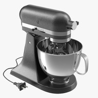 Stand Mixer Black