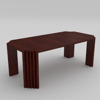 table desk nr 08 3ds