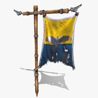 Medieval Banner animated