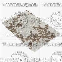 sartory rugs nc-290 3d 3ds