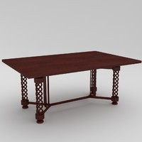 3ds max table desk nr 15