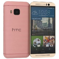 htc m9 goldpink 3d model