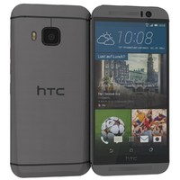 3ds max htc m9 gunmetal gray