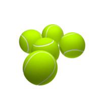 3ds tennis ball