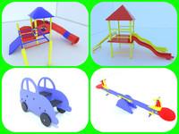 park set 3ds