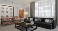 Hotel Luxury Suite