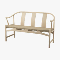 3d pp 266 chinese bench model
