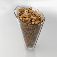 vase cork 3ds