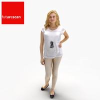 - new textural 3d model