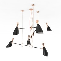 3d duke suspension lamp