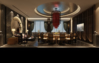 3d style rooms chinese
