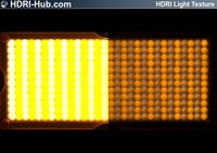HDR Light LED Rectangular