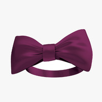 silky bow tie max