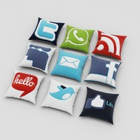 3d pillows 59 model