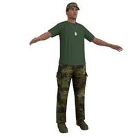 soldier hat max
