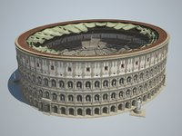 maya italy new roman colosseum