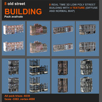 8 street building pack max