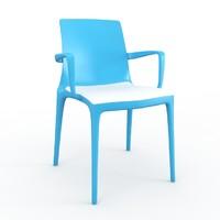 maya twin brunner chair