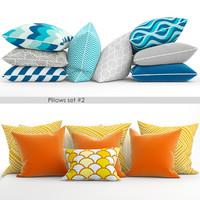Pillows set #2